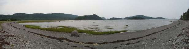 Pano de la baie des cochons (de mer)