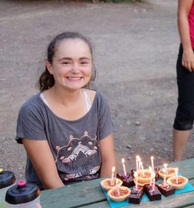 13 gâteaux pour ses 13 ans !