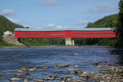 Encore quelques ponts couverts