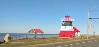 Nous sommes en Acadie, et ça se voit !