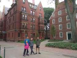 Visite de Harvard