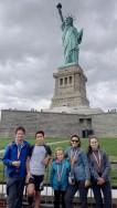 Et oui... De vrais touristes !