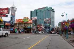 L'affreuse ville de Niagara