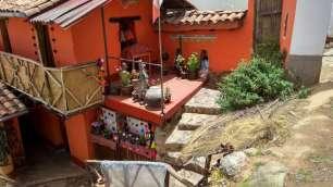 A Chinchero se trouvent des ateliers des tissage à visiter