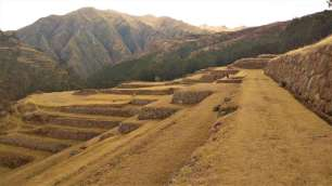 Visite du site de Chinchero et ses terrasses