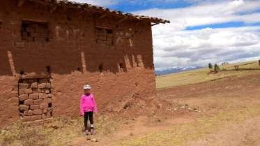 Les villages sont principalement composés de maisons en adobe