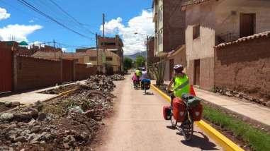 Départ de Cuzco