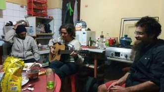 L'argentine Selene entonne un chant