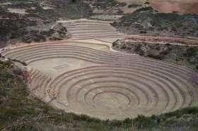 Les terrasses circulaires de Moray, lieu d'expérimentation inca