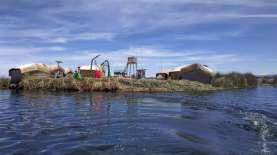 Une île d'Uros