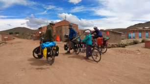 Sur la frontière Pérou-Bolivie