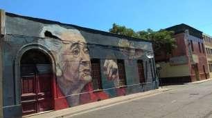 Street art à Santiago