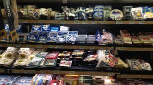 Et puis on y trouve du fromage !!!