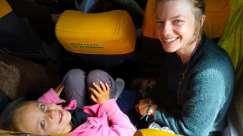 Dans le bus pour Potosi