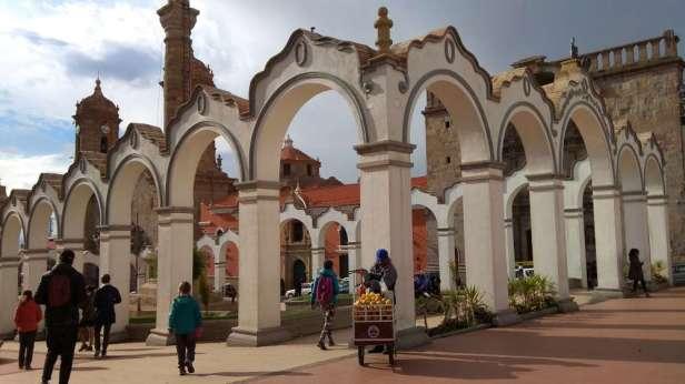 Arches de Potosi