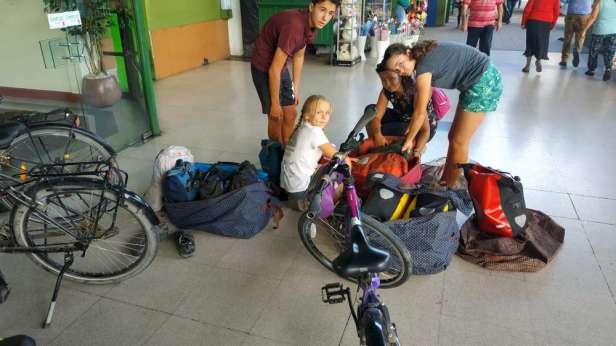 Départ pour Puerto Montt