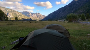 Camping sauvage dans des coins formidables