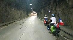Notre premier tunnel