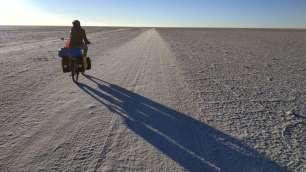 Des déserts de sel