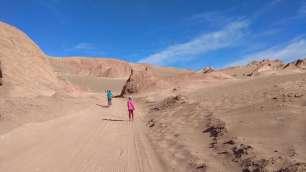 Des déserts...