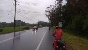 Au Chili... de la pluie