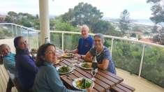Avec Rob et Marg