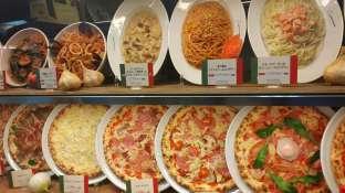 Même les pizzas sont incroyablement réalistes