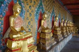 Ses bouddhas par milliers