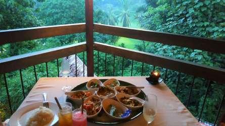 Diner en amoureux dans un cadre paradisiaque aux portes de la capitale