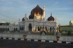 Des mosquées