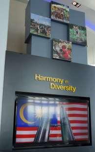 Credo du pays : l'harmonie dans la diversité...