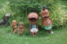 Des petits personnages folkloriques qu'on retrouve souvent